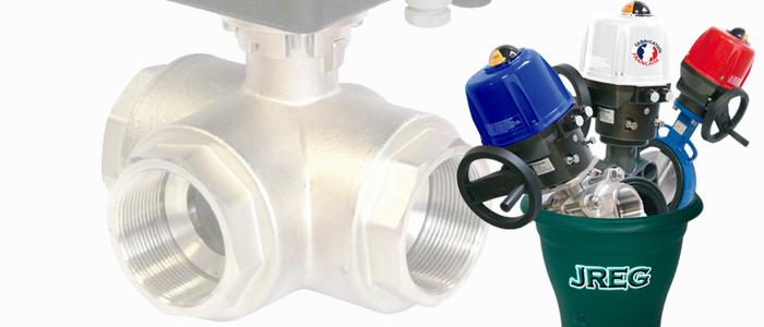 Régulation des fluides : JREG